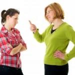 Parent lecturing child - Love and Logic classes Arizona
